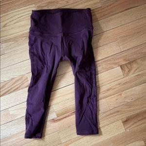 Cropped 🍋LULU LEMON🍋 leggings